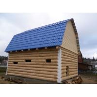 Деревянные дома, дачи, бани из бревна и бруса