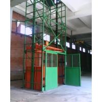 Производство грузовых складских подъемников