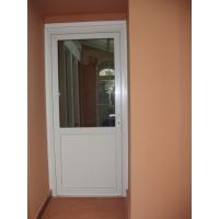 Балконные и межкомнатные двери КВЕ, TROCAL 58, 70 мм (Германия)