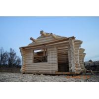 Строительство уникальных бревенчатых домов и бань из срубов ручной работы
