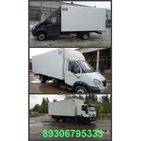 Промтоварный и изотермический фургон. Изготовление и установка. Купить изотермический фургон
