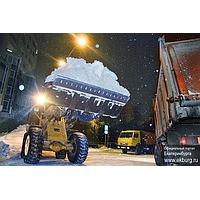 Уборка и вывоз снега снега - круглосуточно без выходных