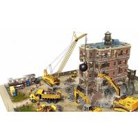 Демонтаж зданий снос сооружений с лицензией