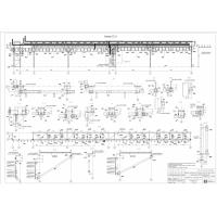 Услуги по проектированию любых сооружений, касающихся металлоконструкций