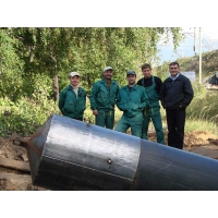 Строительство водоводов - инженерные сети