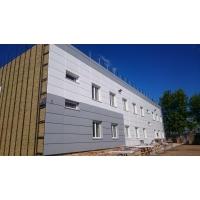 В Санкт Петербурге и области выполним монтаж вентилируемых фасадных систем, свето прозрачных.  фасадных ал. конструкций из любых материалов + изделий