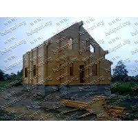 Производство бруса для строительства сборных деревянных домов