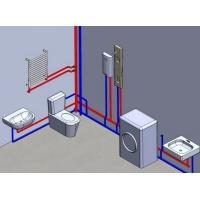 Замена труб водоснабжения (ГВС и ХВС)