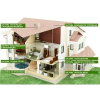 Проектирование, монтаж,продажа оборудования для инженерных систем: кондиционирования и вентиляции.
