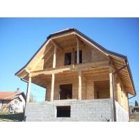 Строительство частных домов, коттеджей под ключ