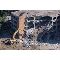 Демонтаж зданий и сооружений любого типа и сложности, в т.ч. в условиях городской застройки