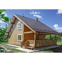 Строительство деревянных домов. Брус, бревно.