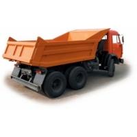 Самосвалы КАМАЗ вывоз строительного мусора