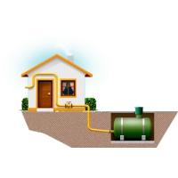 Автономная газификация дома «под ключ»