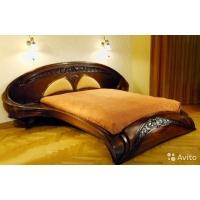 Изготовление кроватей на заказ из массива дерева