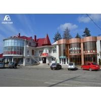 Строительство магазинов, кафе и ресторанов