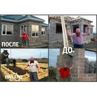 Строительство домов из ДЕРЕВОБЕТОННЫХ ПАНЕЛЕЙ