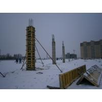 Устройство монолитных, железобетонных конструкций зданий