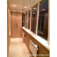 Ремонт и отделка балконов и лоджий под ключ