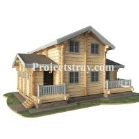 Проектирование деревянных домов, срубов и бань + разбревновка