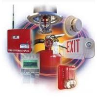 Монтаж и обслуживание систем пожарно-охранной сигнализации (ОПС), систем пожаротушения