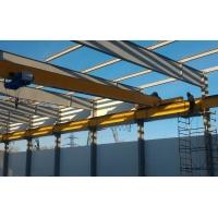 Монтаж и демонтаж кранов мостовых, козловых, кран балок опорных и подвесных