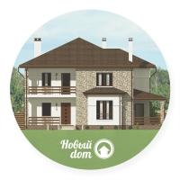 Разработка дизайна фасада загородного дома, коттеджа