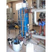 Промывка химическая теплообменника