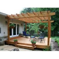 Беседки террасы навесы из дерева для кафе ресторанов загородных баз отдыха