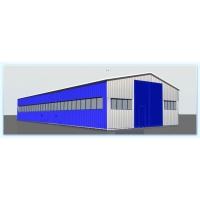 Строительство ангаров и складских помещений