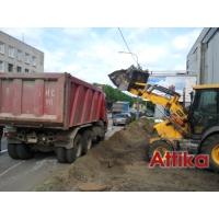 Подготовка и выборка корыта с вывозом грунта