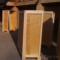 Изготовление деревянных ящиков из фанеры