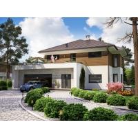 Проектирование домов и коттеджей, гостиниц, дуплексов