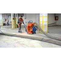 дробеструйная и фрезерная подготовка бетона