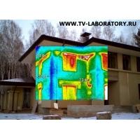 Тепловизионное обследование. Съёмка тепловизором
