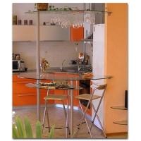 Стеклянные барные стойки, фасады, столешницы и фартуки для кухни