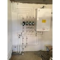 Монтаж систем отопления,вентиляции, водоснабжения и канализации