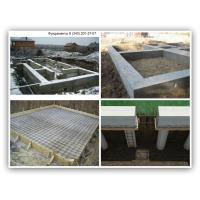 Строительство, фундаменты