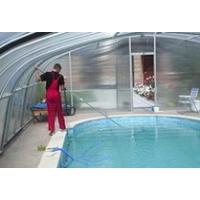 Сервисное обслуживание бассейнов, саун, хамамов.