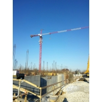 Аренда и продажа башенного крана QTZ 100-8T