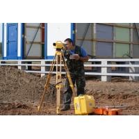 Помощь в получении топографической исполнительной съёмки