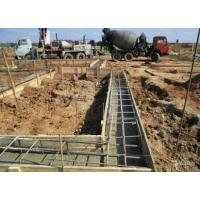 Изготовление бетонной ленты