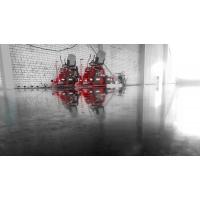 Промышленные бетонные полы, стяжка