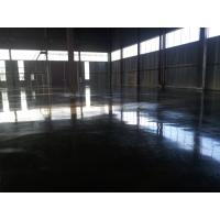 Устройство бетонных полов с упрочненным верхним слоем