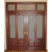 Установка дверей