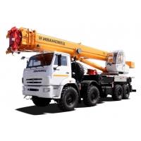 Аренда автокрана 14-50 тонн