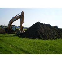 Демонтаж построек и вывоз мусора. Торф, чернозем, плодородный грунт, песок