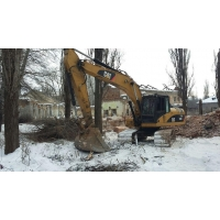 Демонтаж зданий, снос зданий