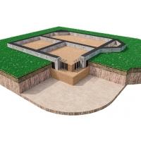 Проектирование расчет и строительство фундаментов
