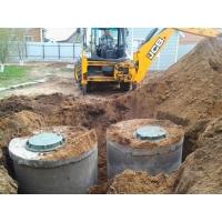 Готовая канализация с монтажом под ключ.